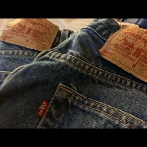 Levi's 505 size 36x30 jeans